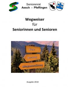 Titelblatt Wegweiser